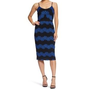 Dress the Population Whitney body con dress 8790